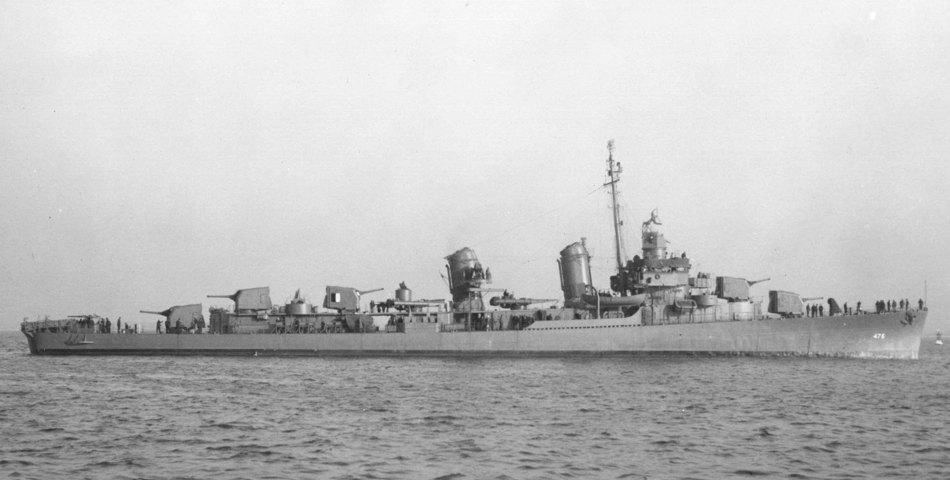 USS Hutchins