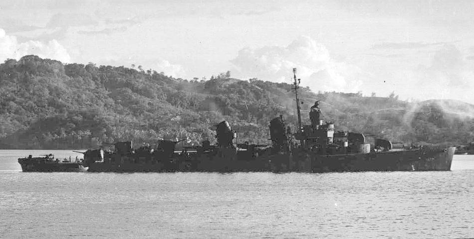 USS Pringle