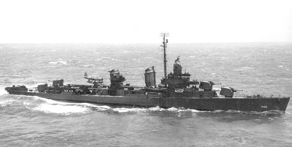 USS Halford
