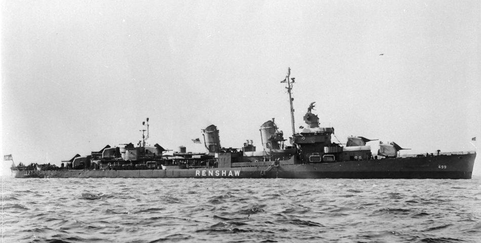 USS Renshaw