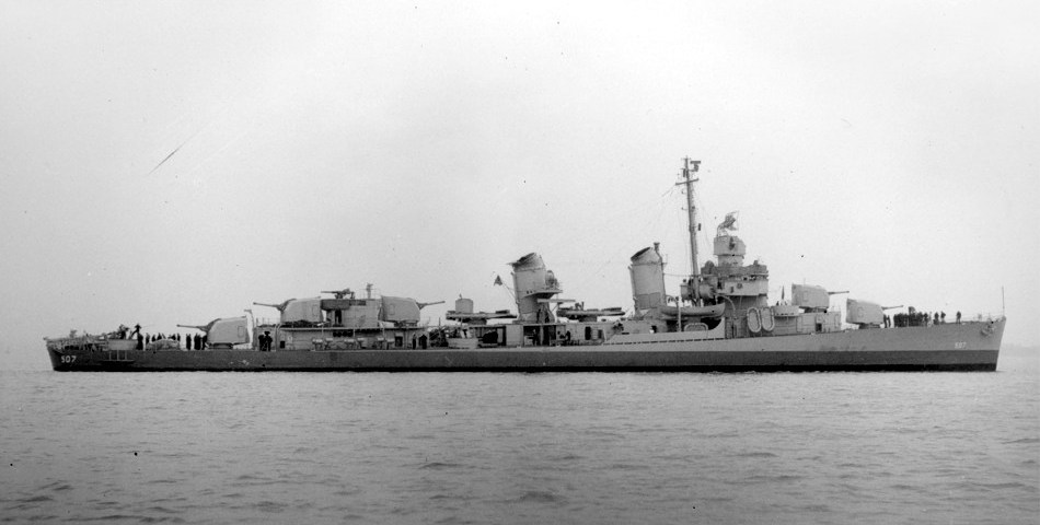 USS Conway