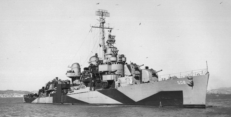 USS Cony