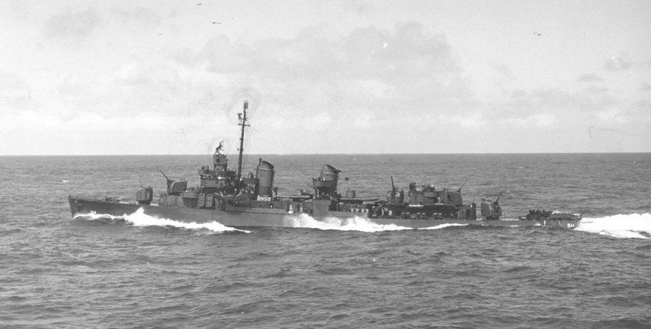 USS Thatcher