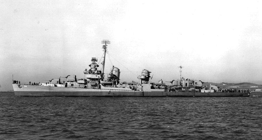 USS Anthony