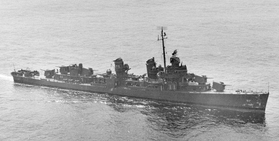 USS Walker