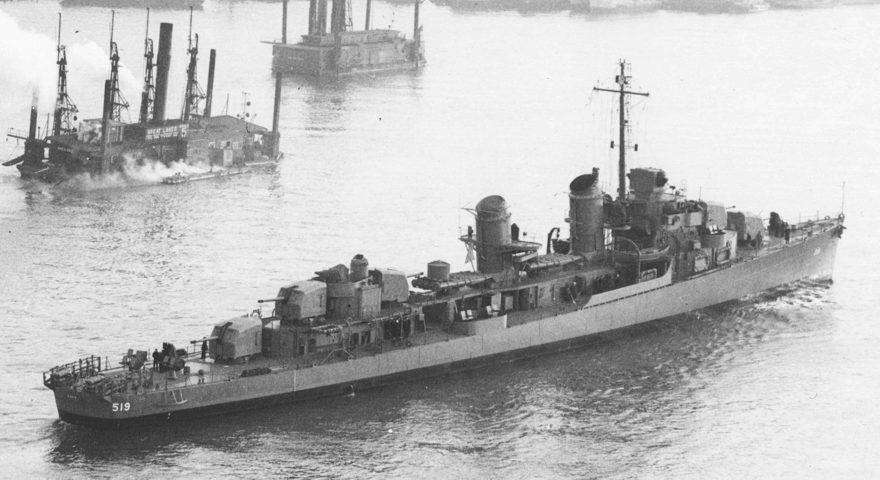 USS Daly