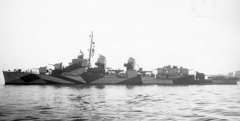 USS Isherwood
