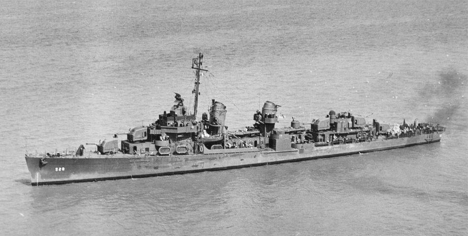 USS Mullany