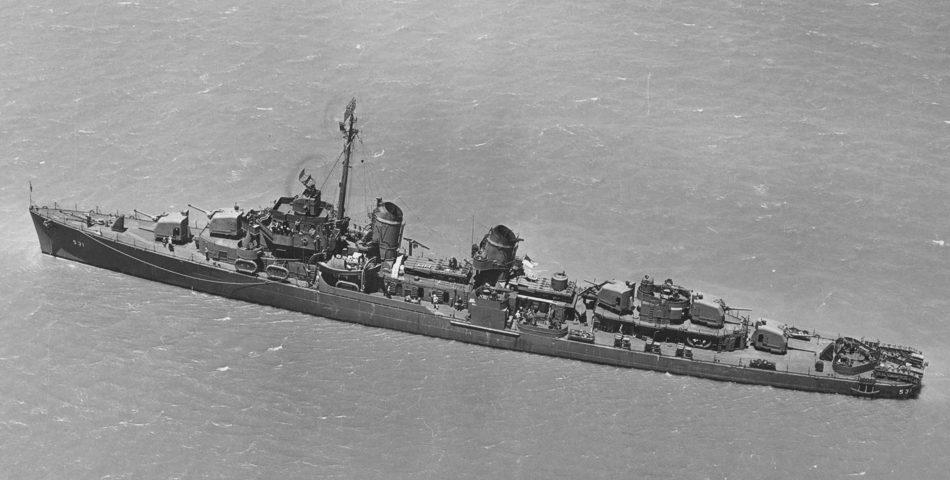 USS Hazelwood