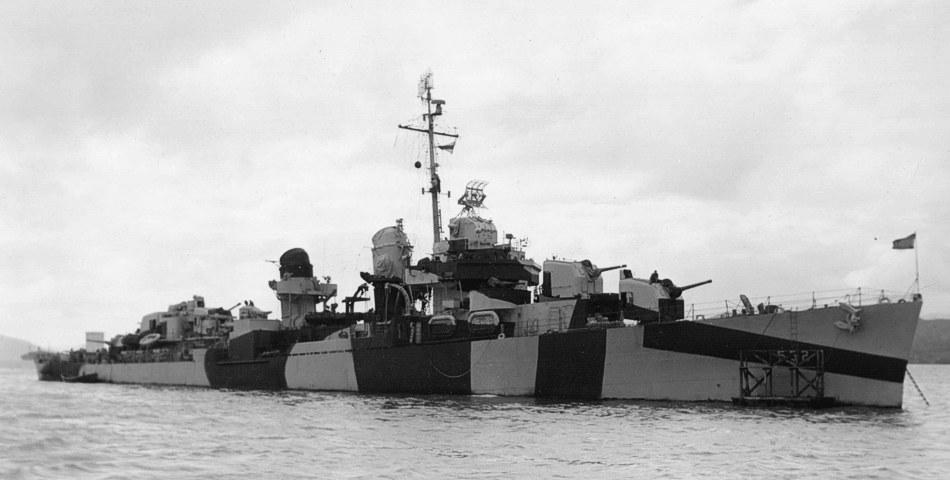 USS Heermann
