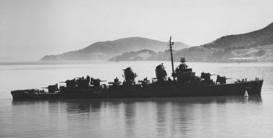 USS Miller