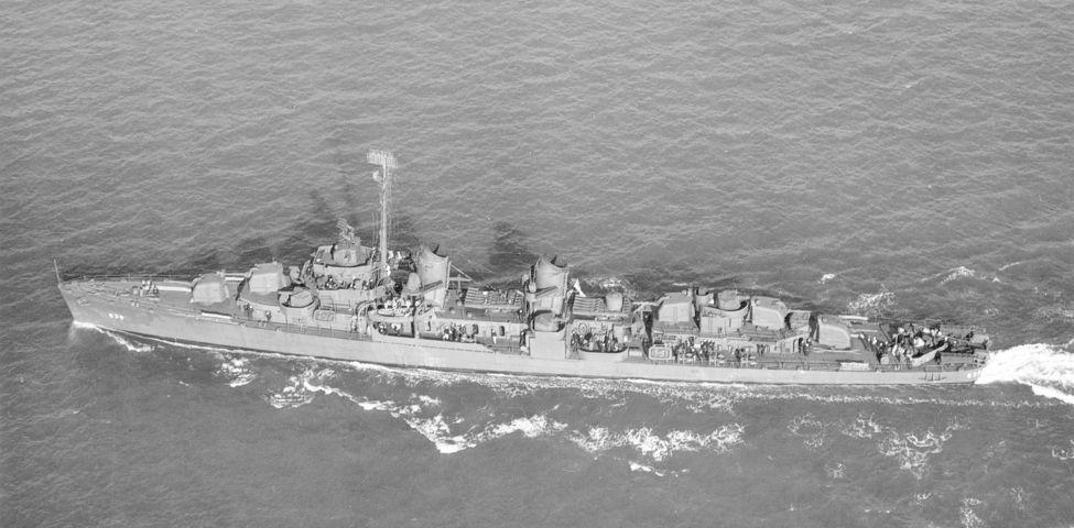 USS Tingey