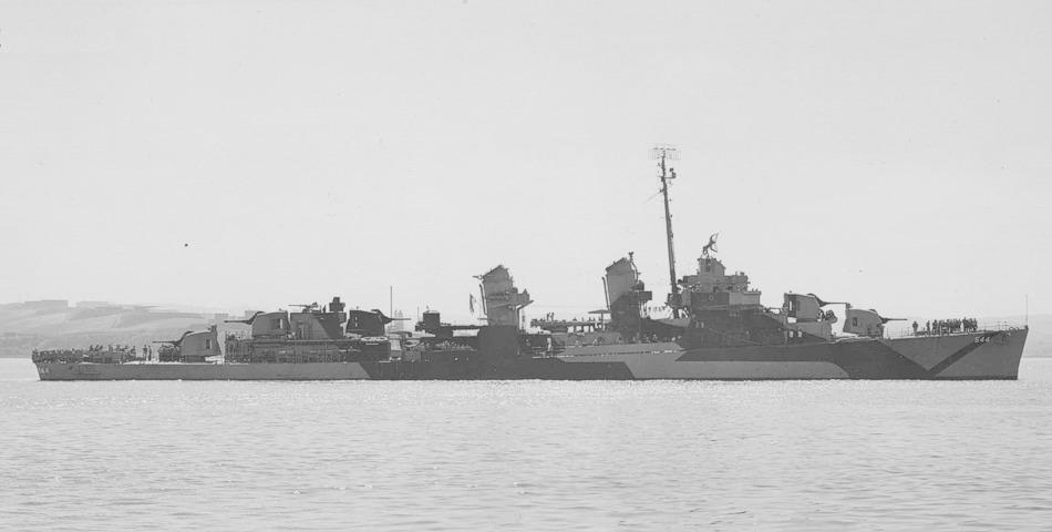 USS Boyd