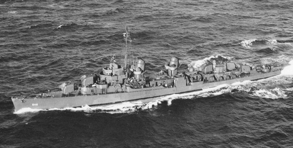 USS Brown