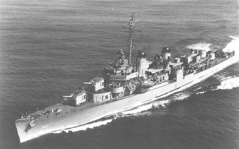 USS Cowell