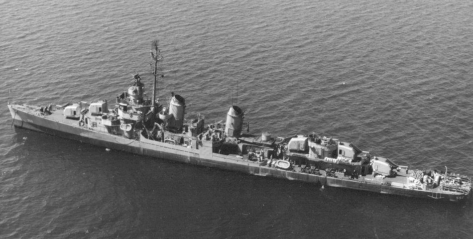 USS Capps