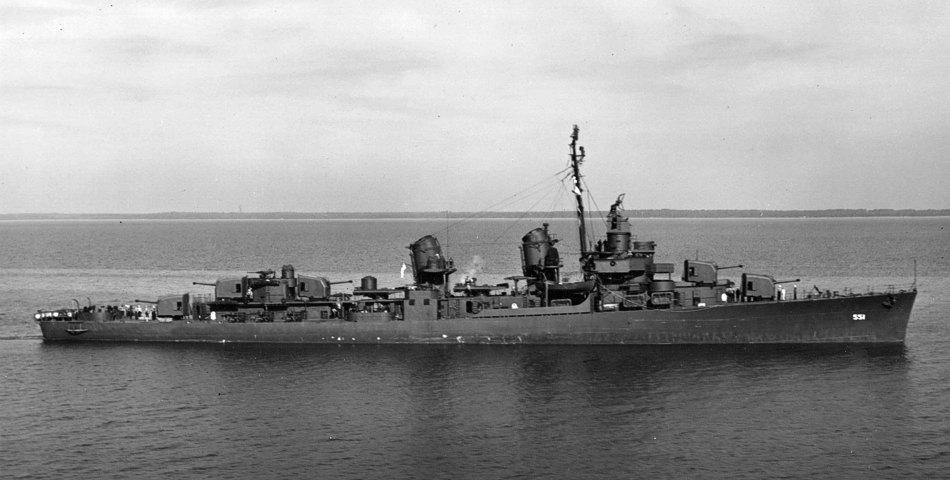 USS David W. Taylor