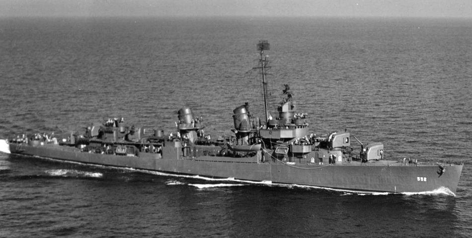 USS Evans