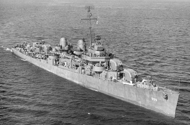 USS Haggard