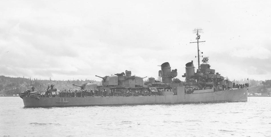 USS Hailey