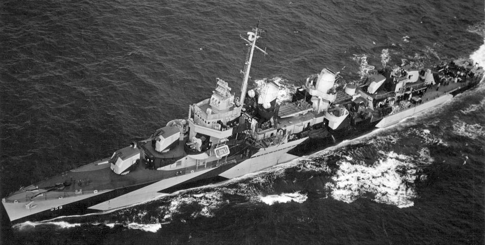 USS Longshaw