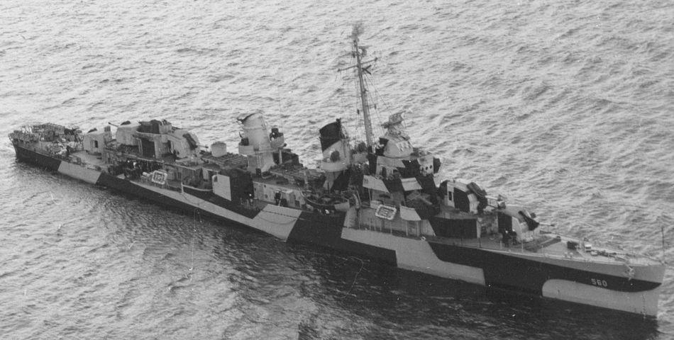 USS Morrison