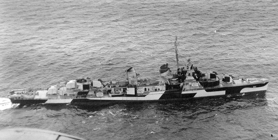 USS Prichett