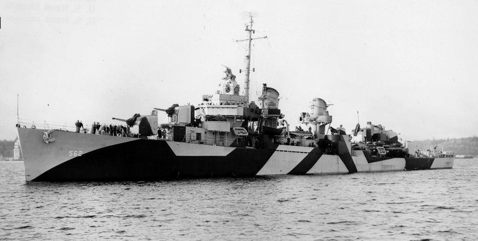 USS Robinson