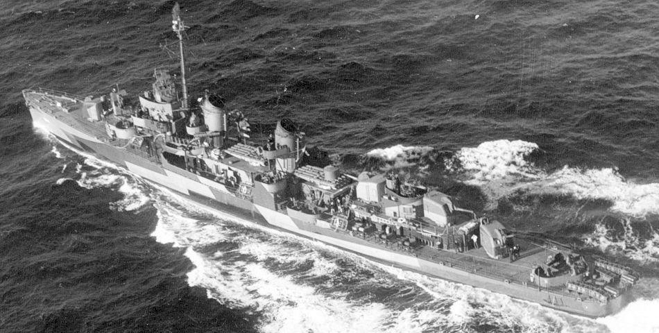 USS Rowe