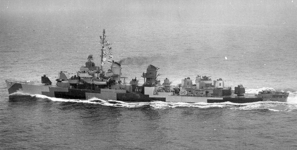 USS Watts