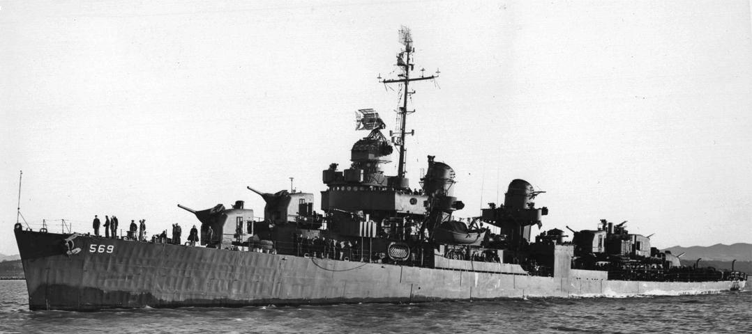 USS Aulick