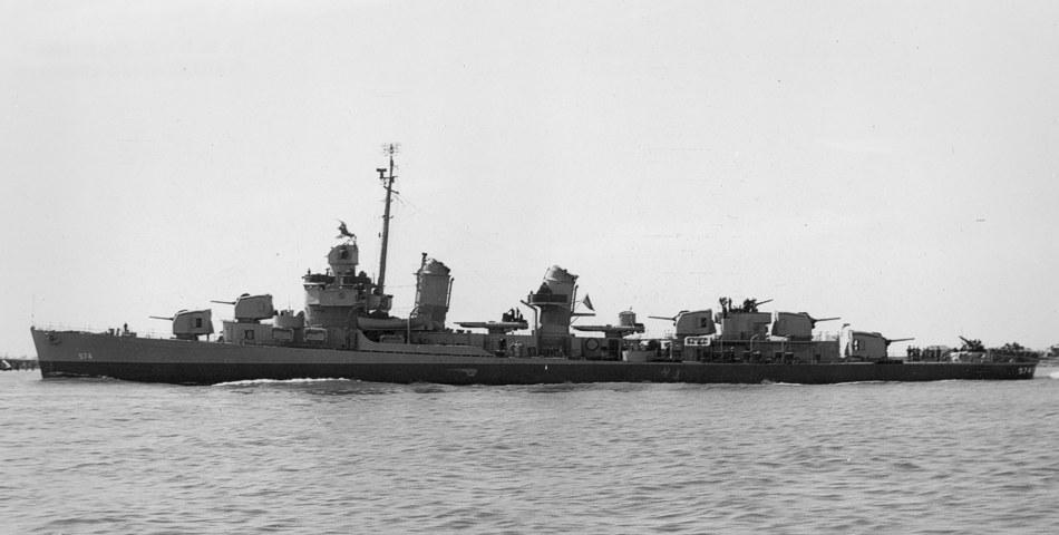 USS John Rodgers