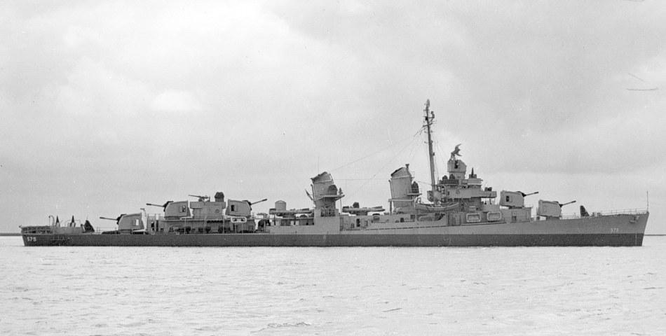 USS McKee