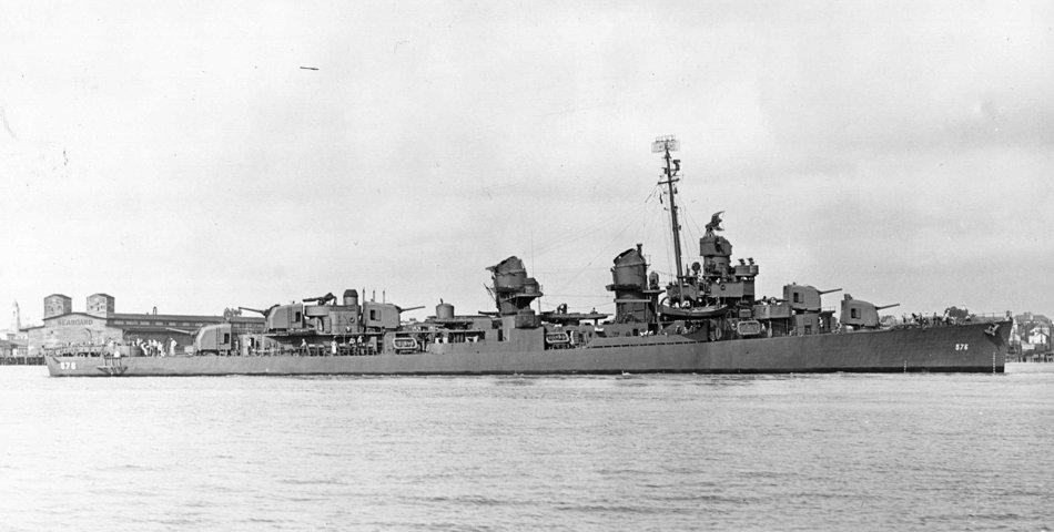 USS Murray