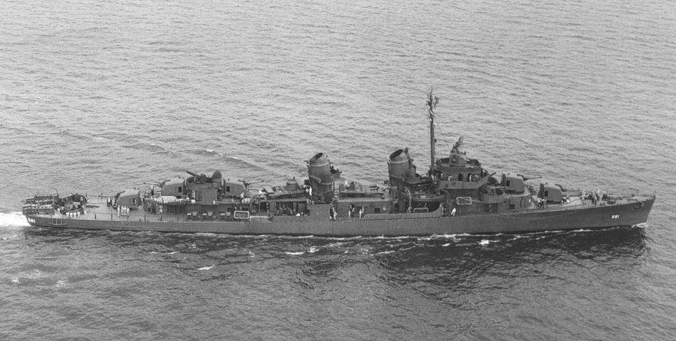 USS Charrette
