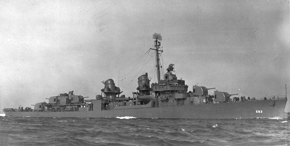 USS Hall