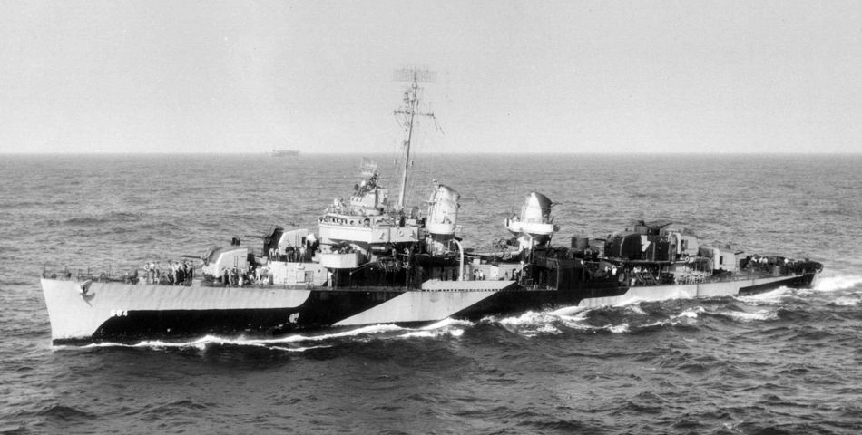 USS Halligan