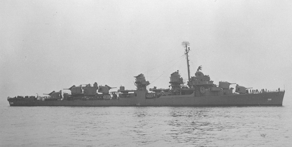 USS Burns