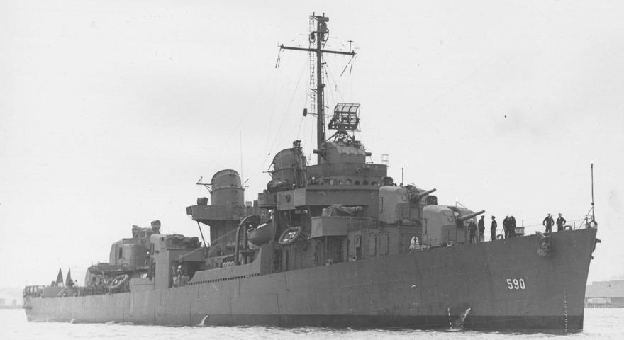 USS Paul Hamilton