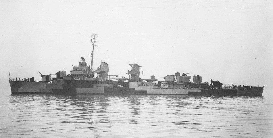 USS Metcalf
