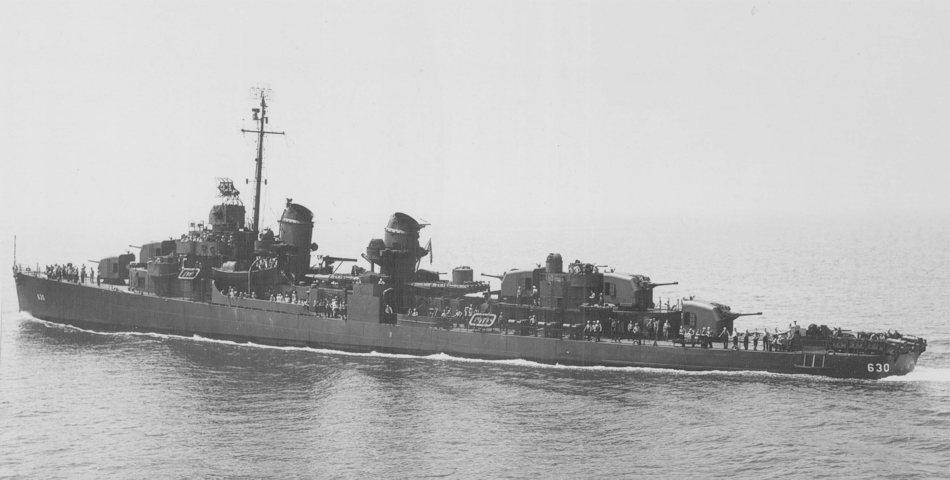 USS Braine