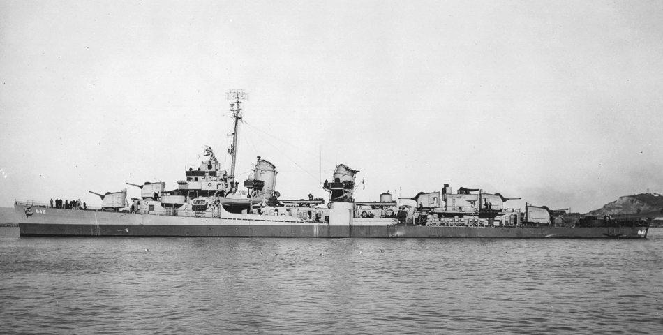 USS Hale
