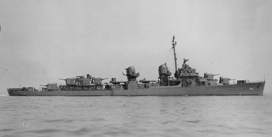 USS Sigourney
