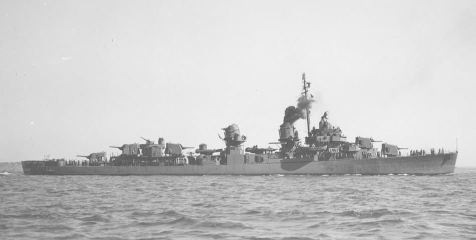 USS Caperton