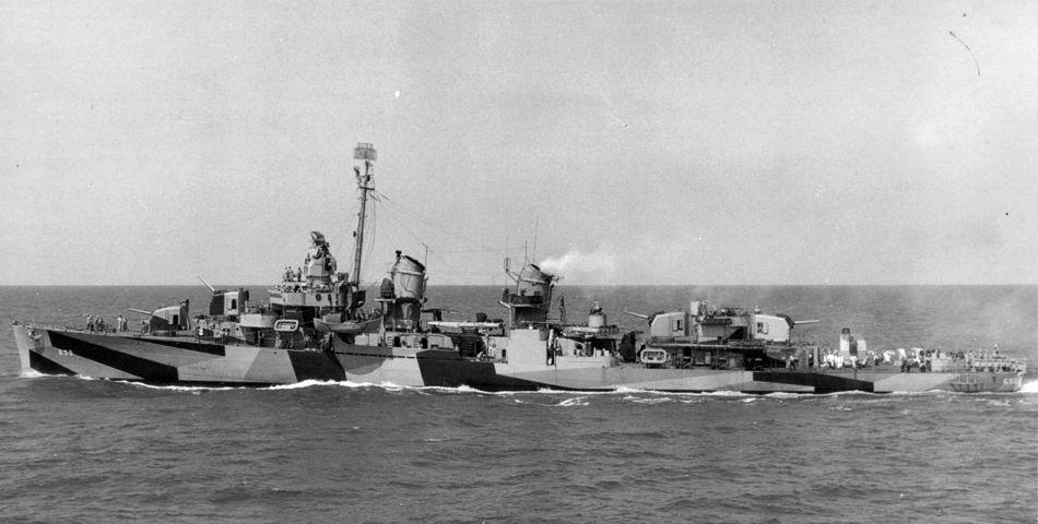 USS Van Valkenburgh