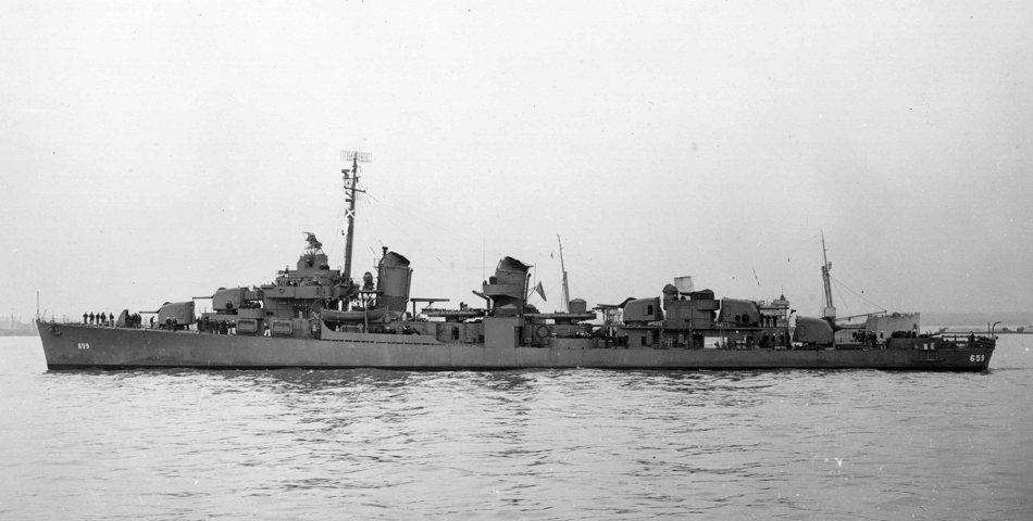 USS Dashiell
