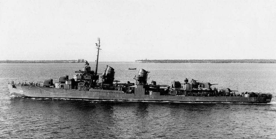USS Black