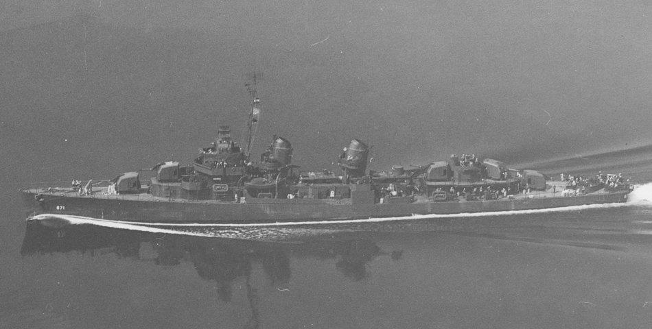 USS Gatling