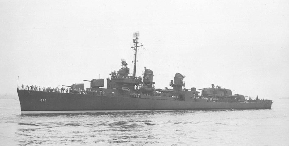 USS Healy