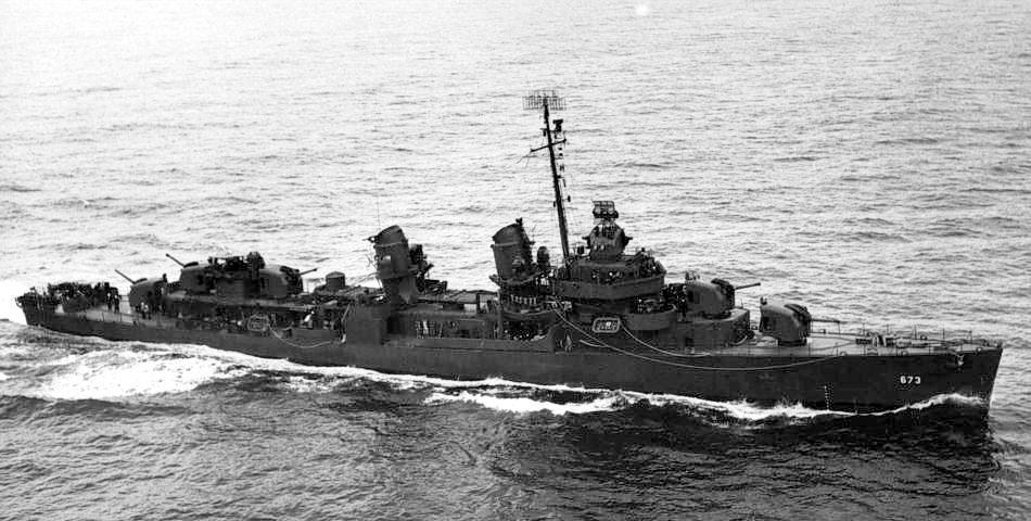 USS Hickox
